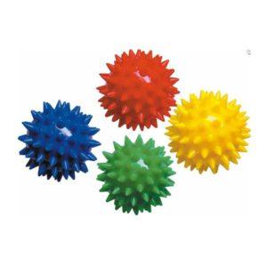 Nopenball Togu 6 cm dohušťovací s ventilkem oranžový