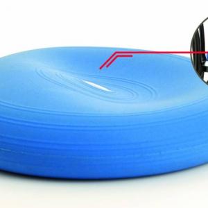 SOFT Dynair Happyback Togu-průměr 33 cm modrá,měkká